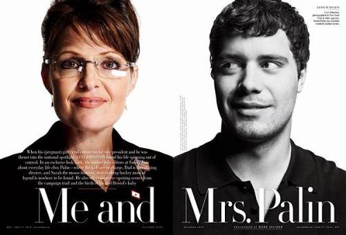 Sarah Palin and Levi Johnston: Me and Mrs. Palin